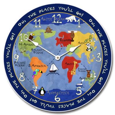 kids world map corrected spelling