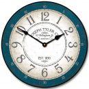 Bellingham Blue Clock