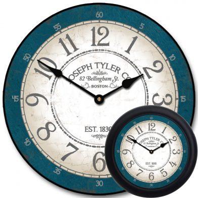 Bellingham Blue Clock mix