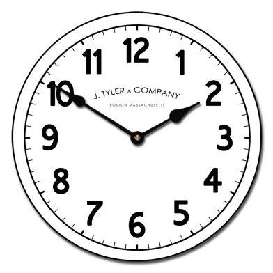 Telegraph Clock1