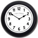 Telegraph Clock1 blk frm