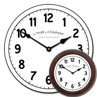 Telegraph Clock1 mix