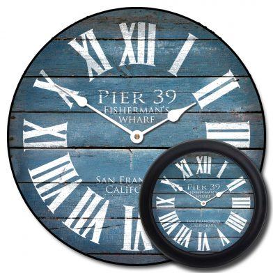 Pier 39 Blue Clock mix