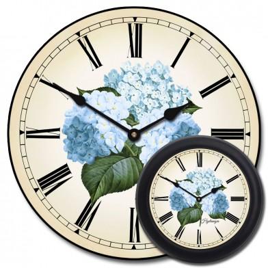 Hydrangea Clock mix