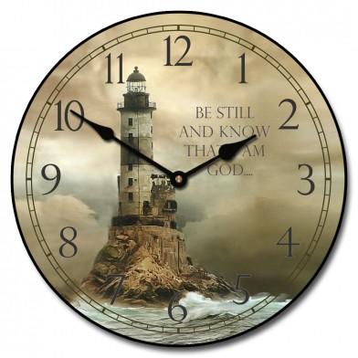 Lighthouse 2 Clock