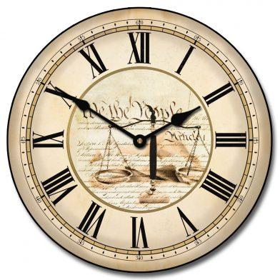 Constitution Clock