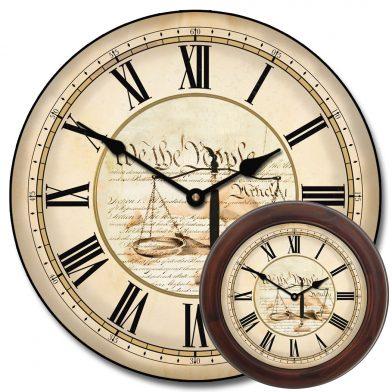 Constitution Clock mix