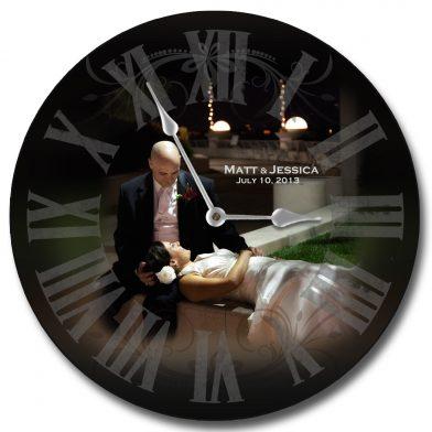 Wedding Clock 10