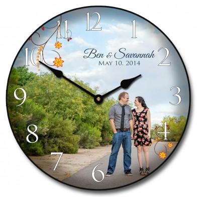 Wedding Clock 9
