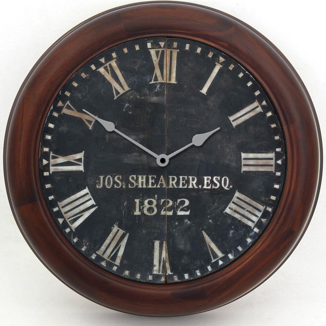 Old Western Clock Sheriff Clock The Big Clock Store