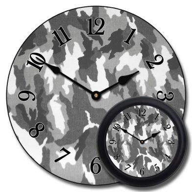 Camo Clock 4 mix