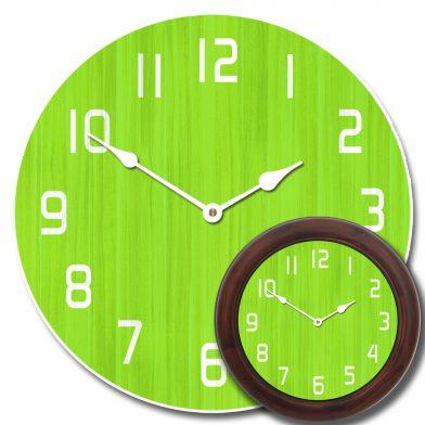 Retro Lime Clock mix
