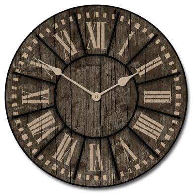 Santa Fe Clock