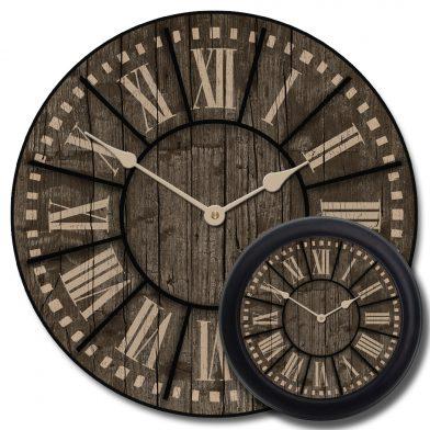 Santa Fe Clock mix