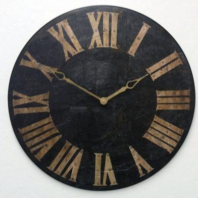 Garden Slate Clock