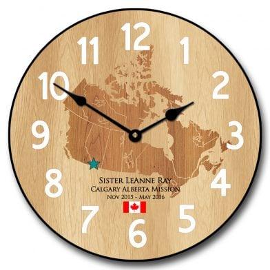 Mission Clock Canada