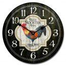 Blue Rooster Inn Clock