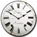 Delorme Clock