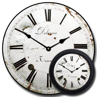 Delorme Clock mix