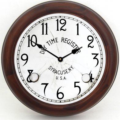 Dey Time Clock brn frm