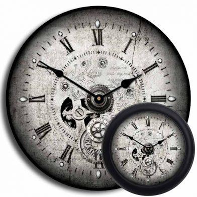 Steampunk Clock mix