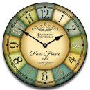 1889 Paris World's Fair Clock 2