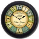 1889 Paris World's Fair Clock 2 blk frm