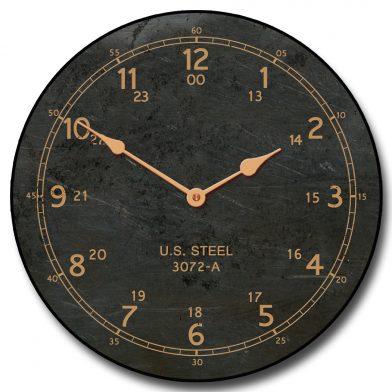 U.S. Steel Clock
