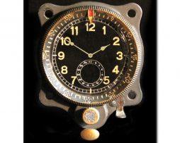 1949 WWII Cockpit Clock
