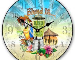 Blend It Clock