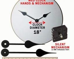 mechanism and hands