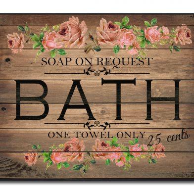 Antique Bath