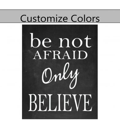 believe-customize