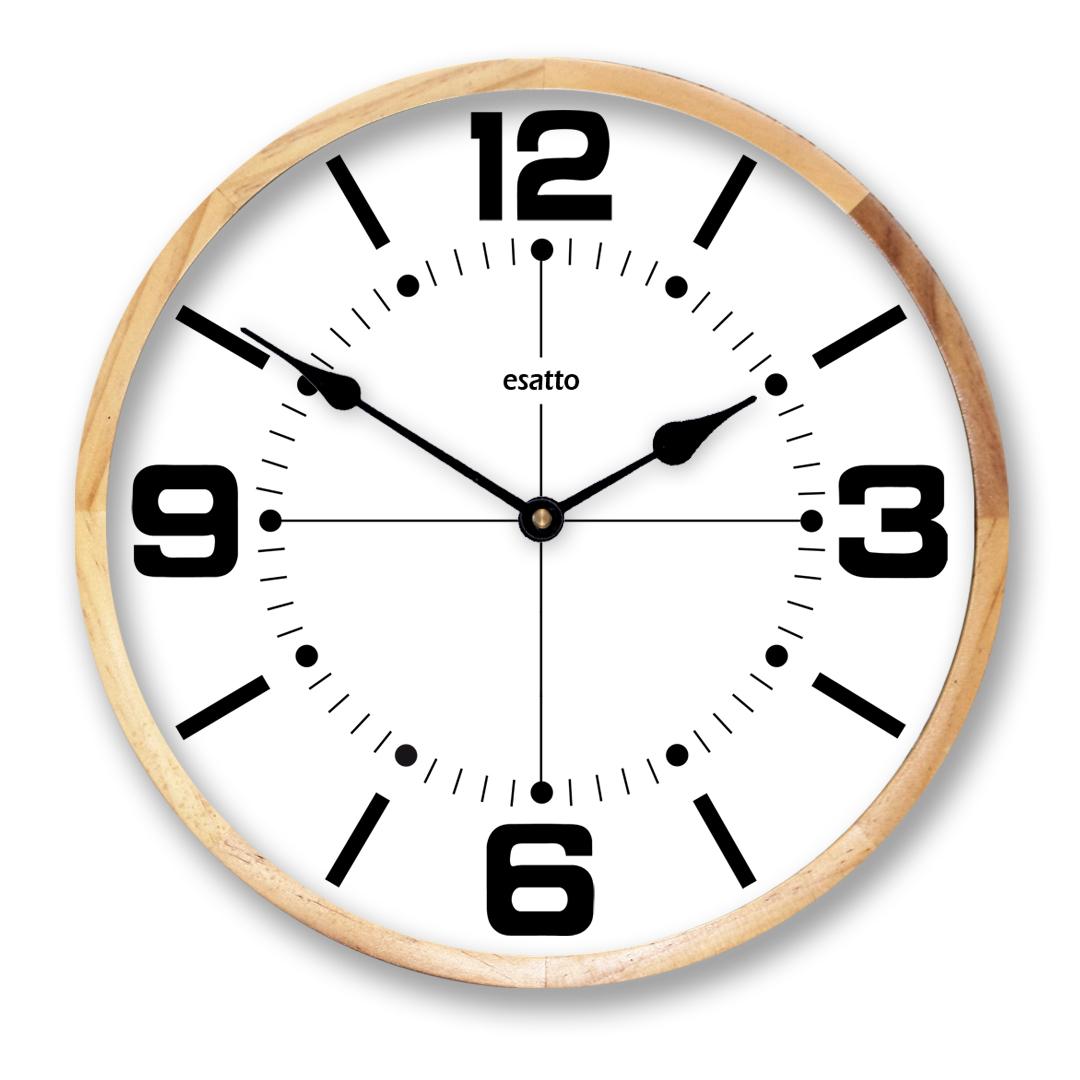 Birch Framed Clock to buy online