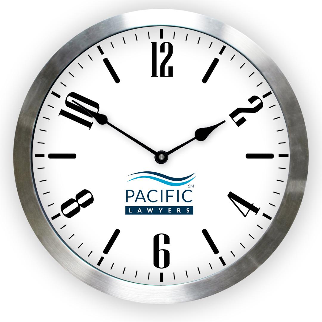 Logo clocks custom logo wall clocks the big clock store clock face 6 metal logo amipublicfo Choice Image
