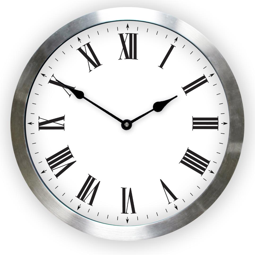 metal-clock