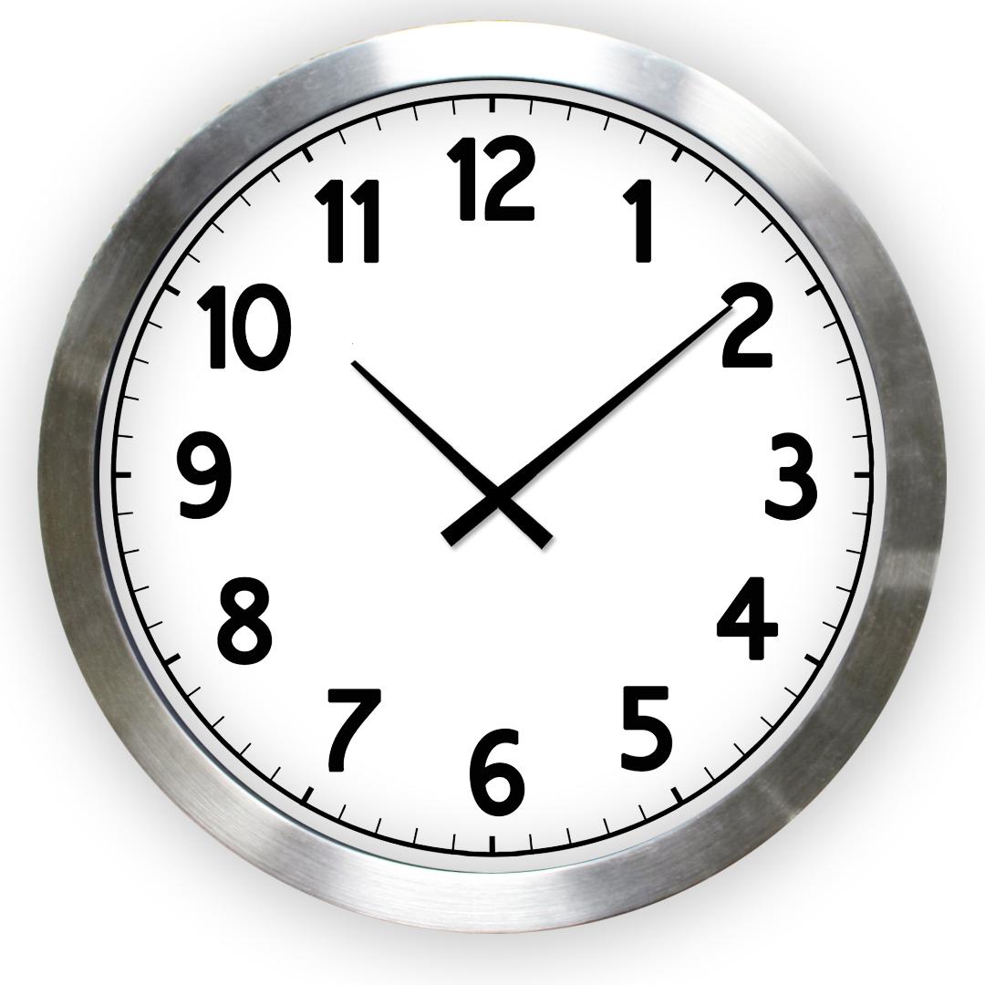 Clock to Buy