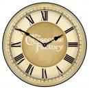 waterford logo clock