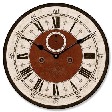 L'Victoria Hotel1 Clock