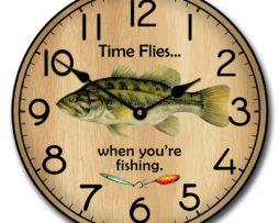 Fishing Clock 2