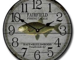 Fishing Clock 4