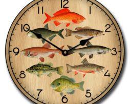 Fishing Clock 5