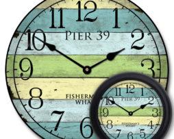 Pier 39 Clock mix