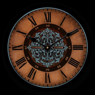 Seawood-Harbor-Clock