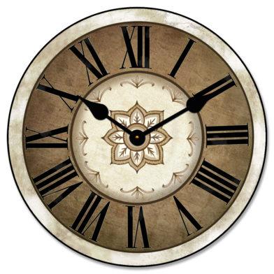 Charlotte Clock
