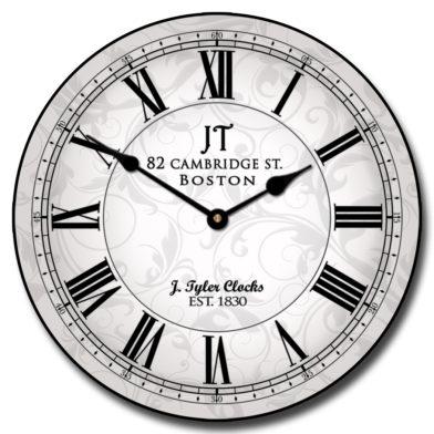 Sydney White Clock