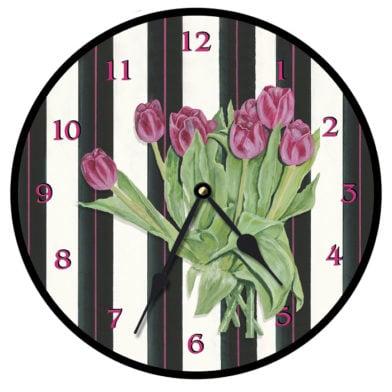 23088-P- Pink Tulips