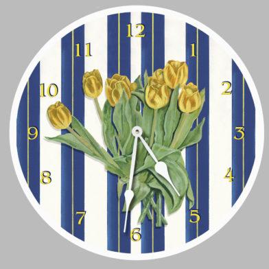 23088-Yellow Tulips