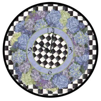 23417- Blue Hydrangea