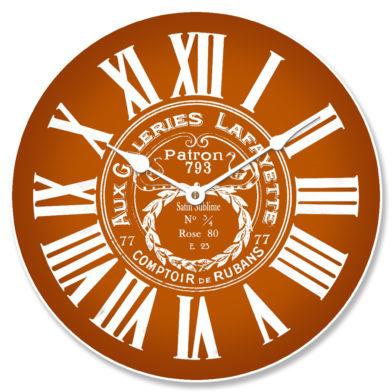 Galeries Lafayette Spice Clock